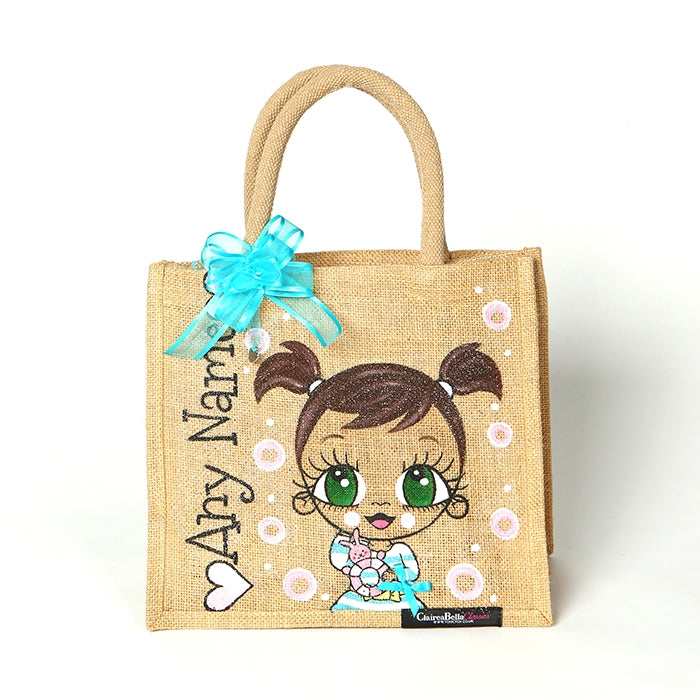 Early Years Newborn Medium Jute Bag - Image 1