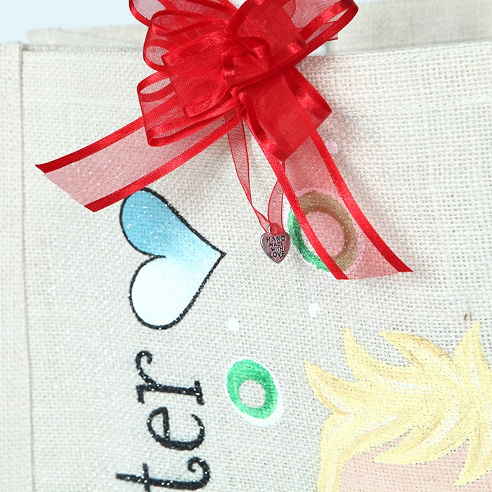 Early Years Toddler Pearl Jute Bag - Image 4
