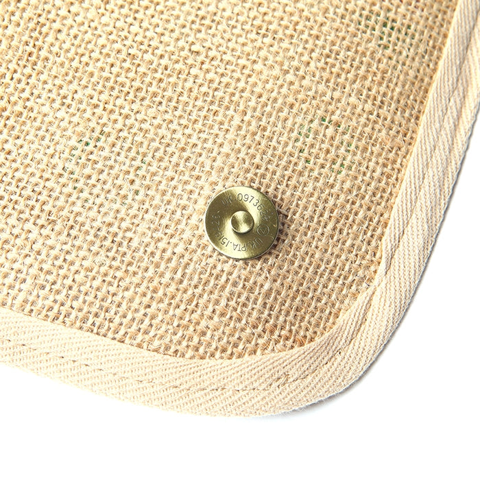 Early Years Newborn Jute Satchel Bag - Image 3