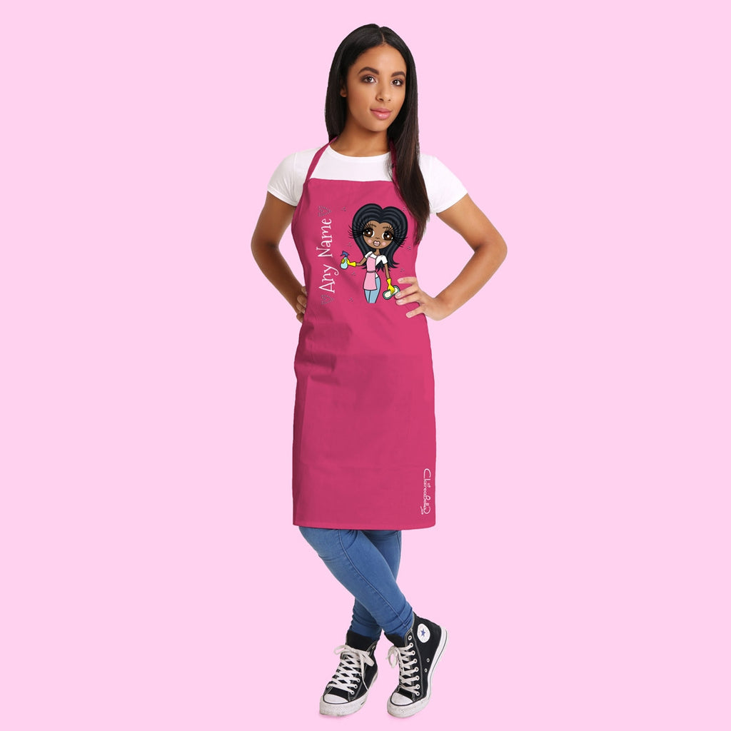 ClaireaBella Queen Of Clean Apron - Image 3
