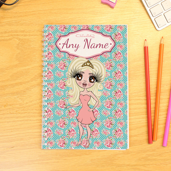 ClaireaBella Rose A5 Softback Diary - Image 1