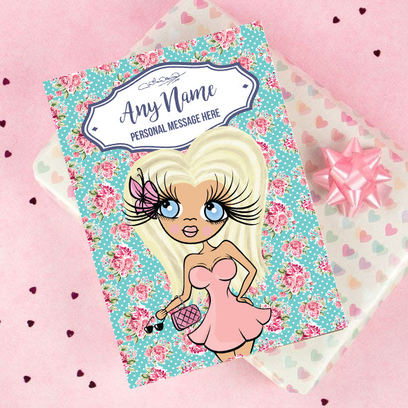 ClaireaBella Greeting Card - Rose - Image 1