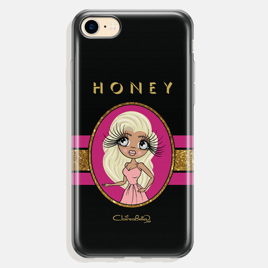 ClaireaBella Personalised Slogan Phone Case