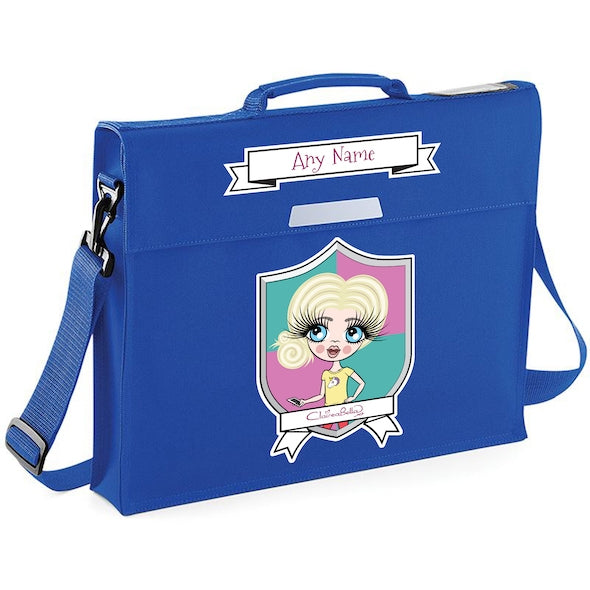 ClaireaBella Girls Shielded Premium Book Bag - Image 2