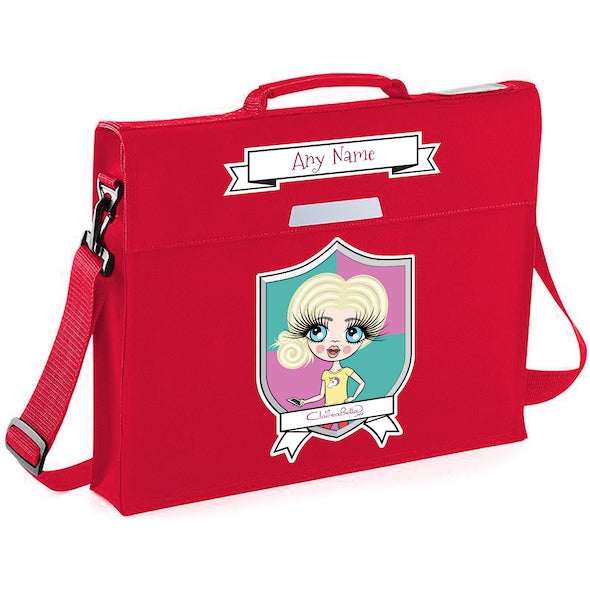 ClaireaBella Girls Shielded Premium Book Bag - Image 4