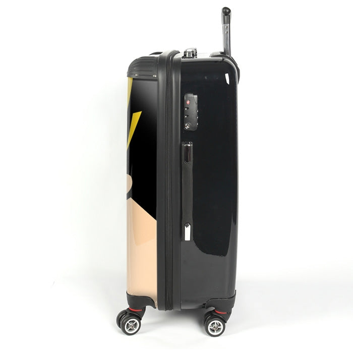 Johnny Bravo Guys Close Up Suitcase - Image 2