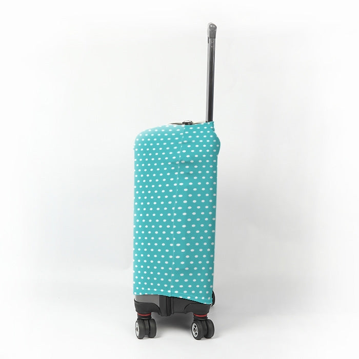ClaireaBella Girls Polka Dot Suitcase Cover - Image 2