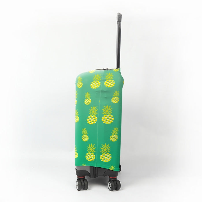 ClaireaBella Girls Pineapple Print Suitcase Cover - Image 2