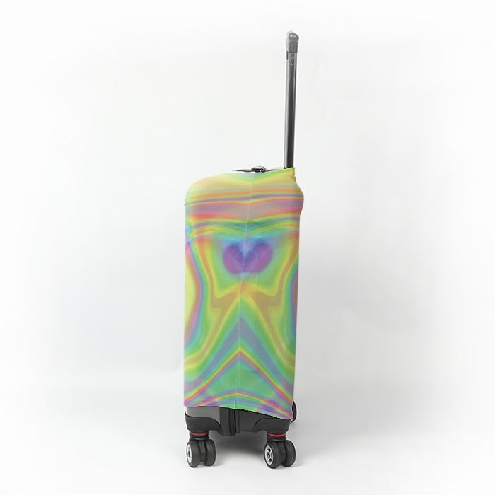 ClaireaBella Hologram Suitcase Cover - Image 2