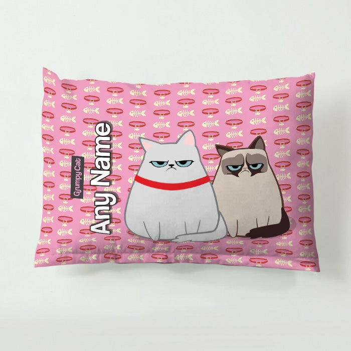 Grumpy Cat Fish Collar Pet Bed - Image 4