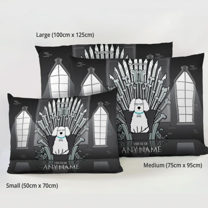 Grumpy Cat Throne Of Bones Pet Bed - Image 3
