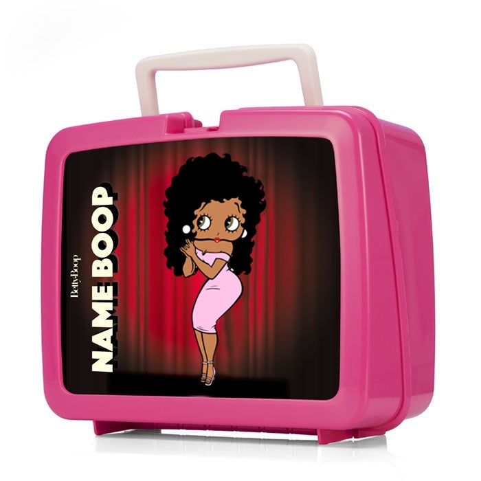 Betty Boop Curtain Call Lunch Box - Image 1