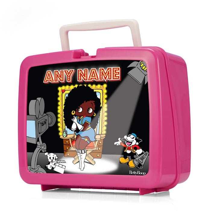 Betty Boop Studio Lunch Box - Image 1