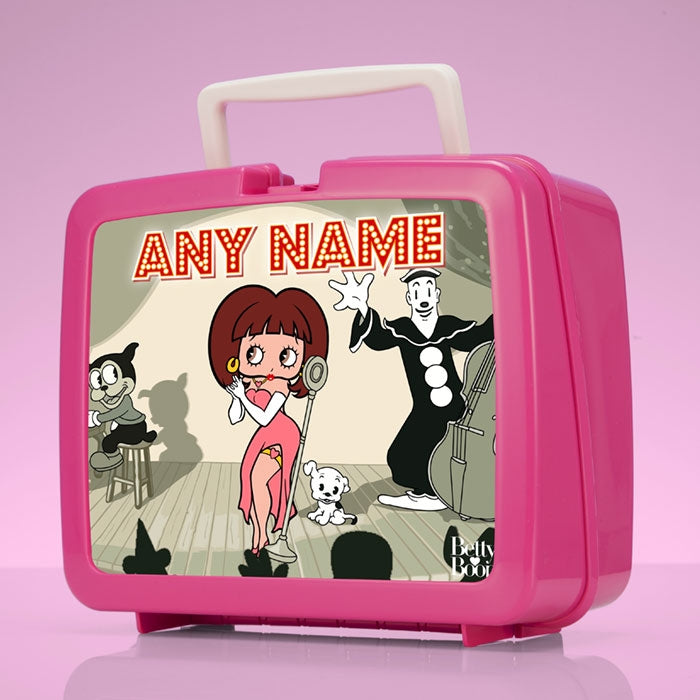 Betty Boop Showtime Lunch Box - Image 1
