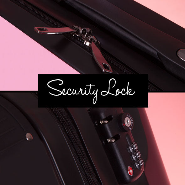ClaireaBella Blush Weekend Suitcase - Image 6