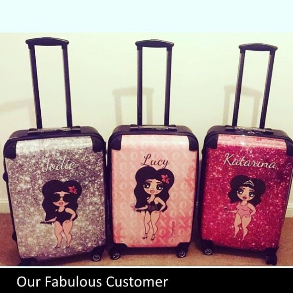 ClaireaBella XO Suitcase - Image 8