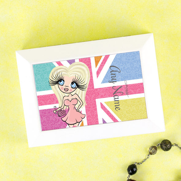 ClaireaBella Union Jack Jewellery Box - Image 1