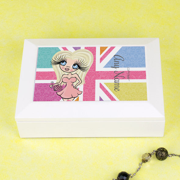 ClaireaBella Union Jack Jewellery Box - Image 2