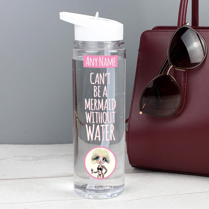 ClaireaBella Mermaid Water Bottle - Image 1