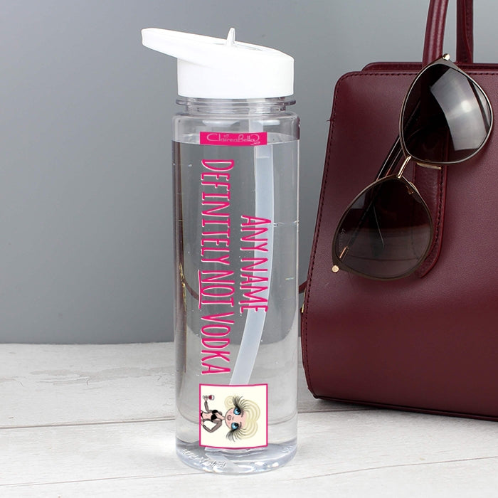 ClaireaBella Vodka Water Bottle - Image 1
