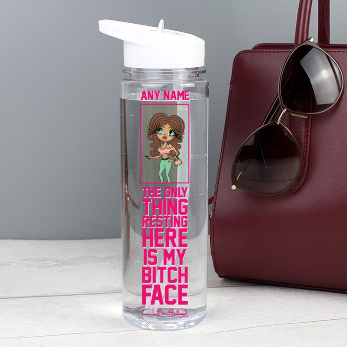 ClaireaBella Resting Face Water Bottle - Image 2