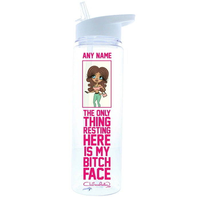 ClaireaBella Resting Face Water Bottle - Image 3