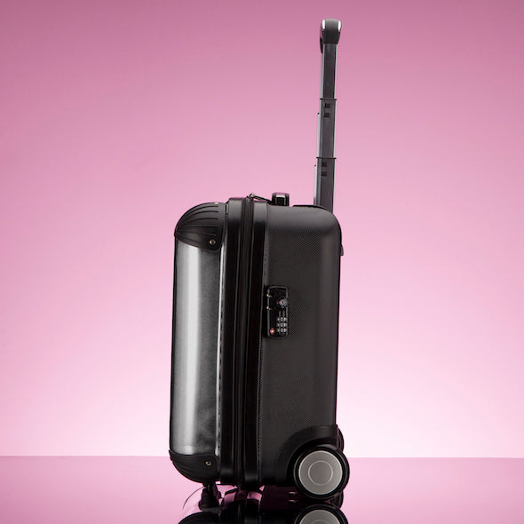 ClaireaBella Black Weekend Suitcase - Image 7