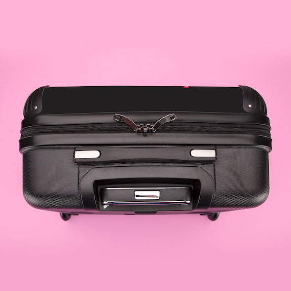 ClaireaBella Black Weekend Suitcase - Image 8