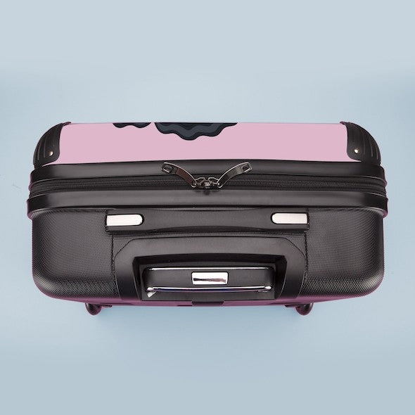 ClaireaBella Close Up Weekend Suitcase - Image 8