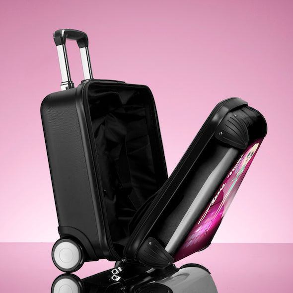ClaireaBella Disco Diva Weekend Suitcase - Image 2