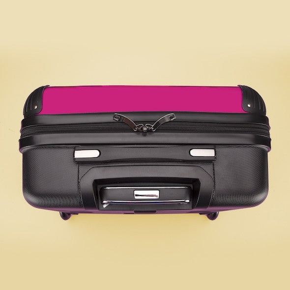 ClaireaBella Girls Hot Pink Weekend Suitcase - Image 7