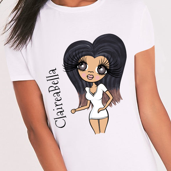 ClaireaBella T-Shirt Dress - Image 4
