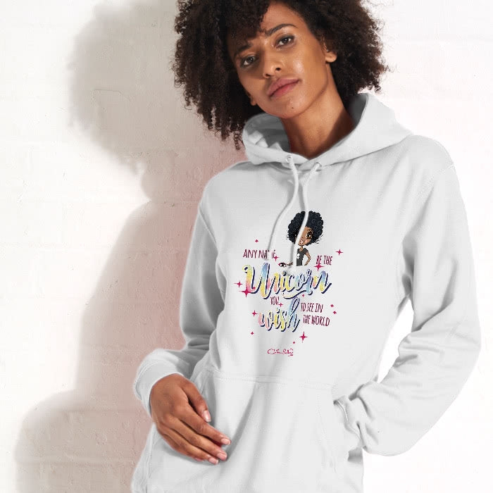 ClaireaBella Unicorn Hoodie - Image 1