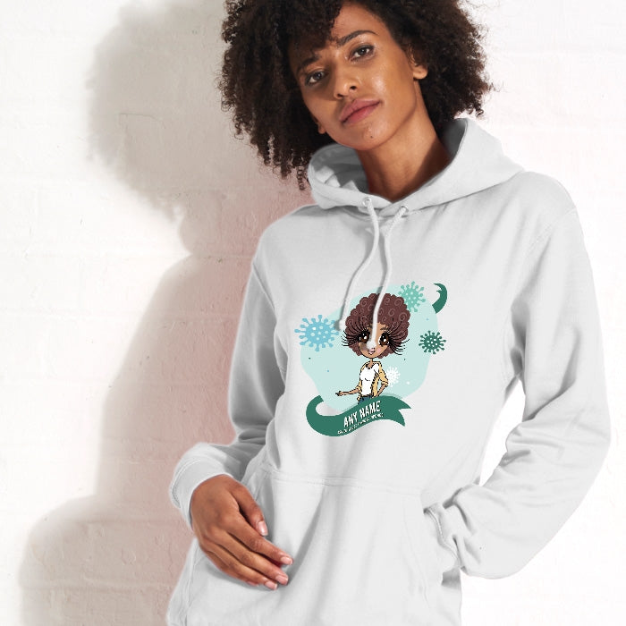 ClaireaBella Saved Lives Hoodie - Image 1