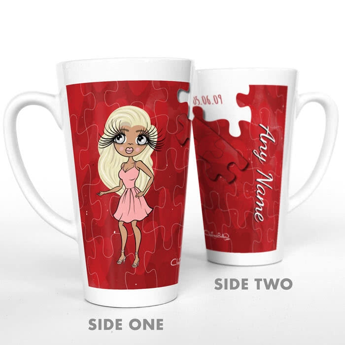 ClaireaBella Piece of Me Latte Mug - Image 5