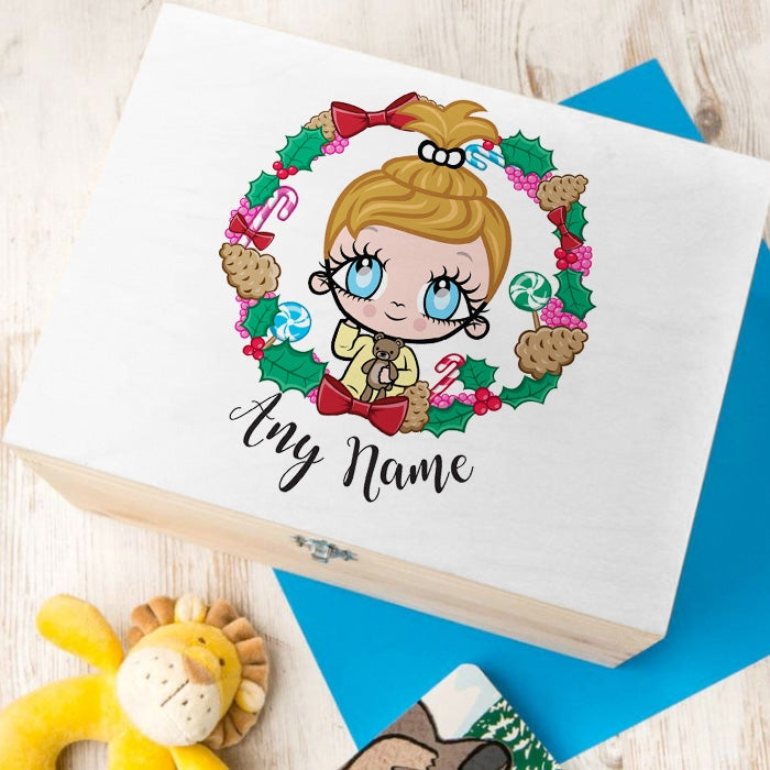 Early Years Festive Wreath Christmas Eve Box - Image 3