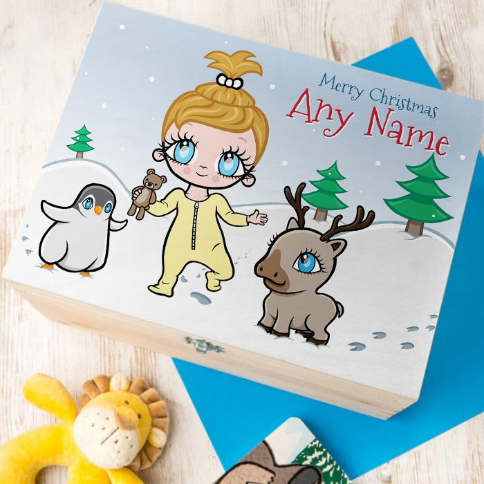 Early Years Winter Wonderland Christmas Eve Box - Image 3