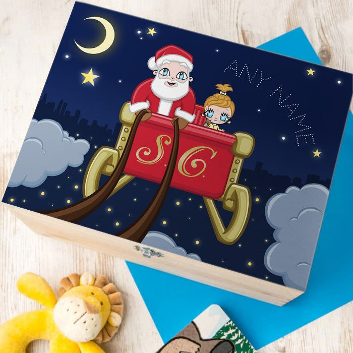Early Years Sleigh Ride Christmas Eve Box - Image 4