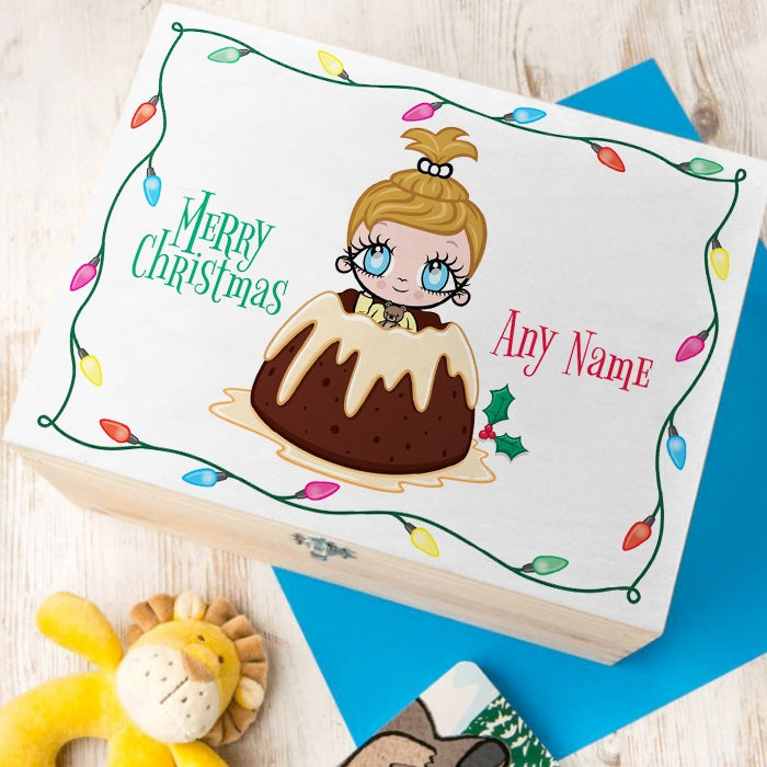 Early Years Pudding Christmas Eve Box - Image 3