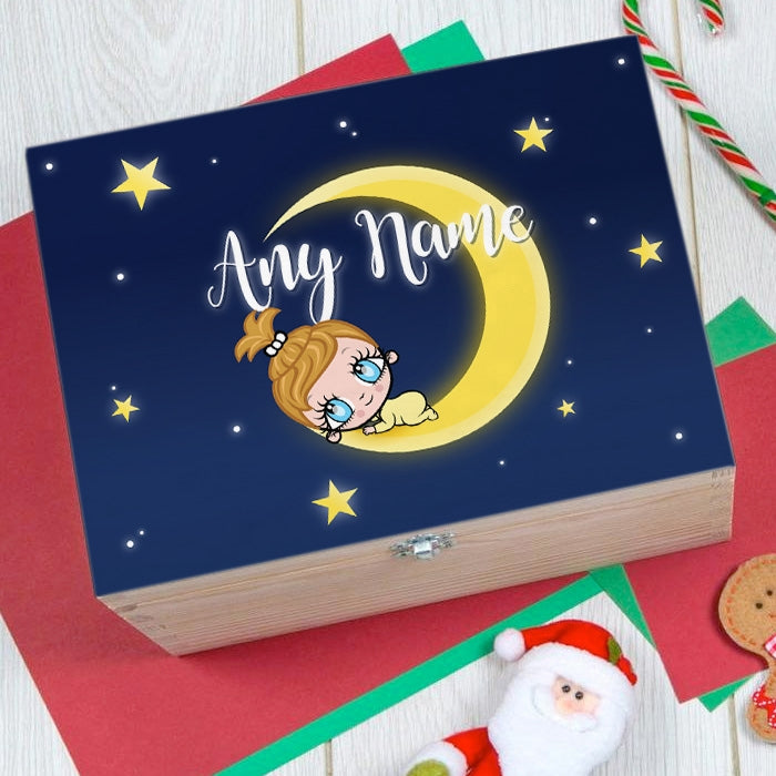 Early Years Moon & Stars Keepsake Box - Image 2