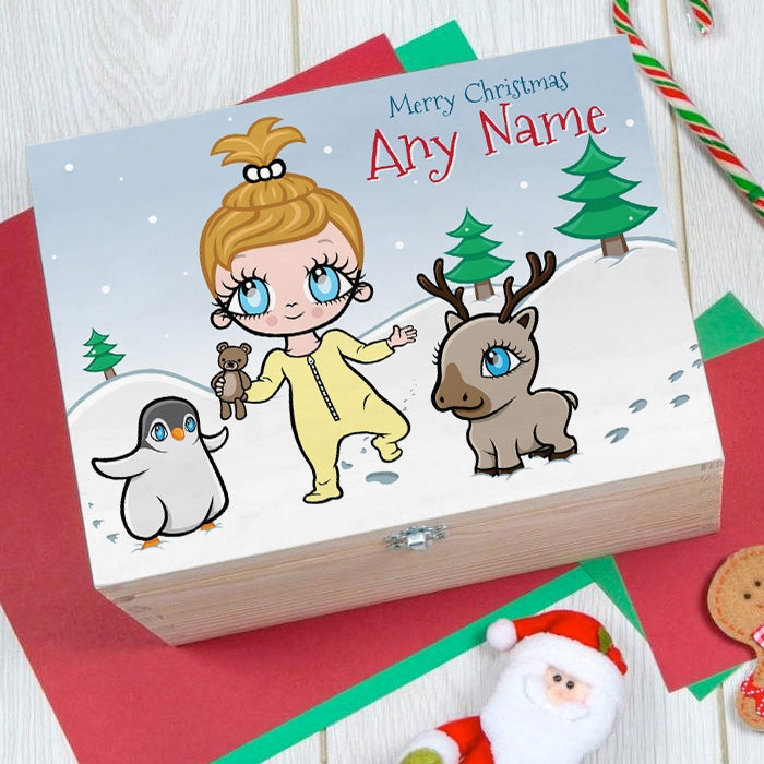 Early Years Winter Wonderland Christmas Eve Box - Image 1