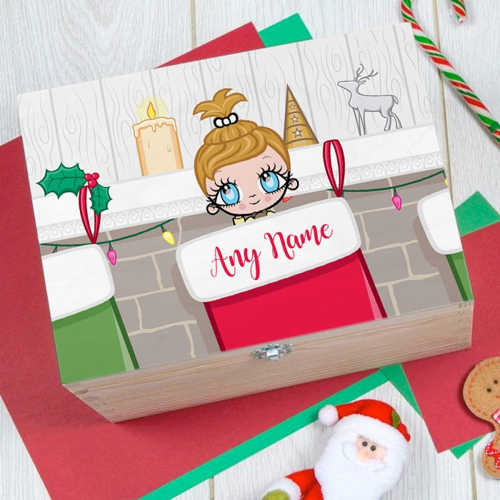 Early Years Stocking Christmas Eve Box - Image 1