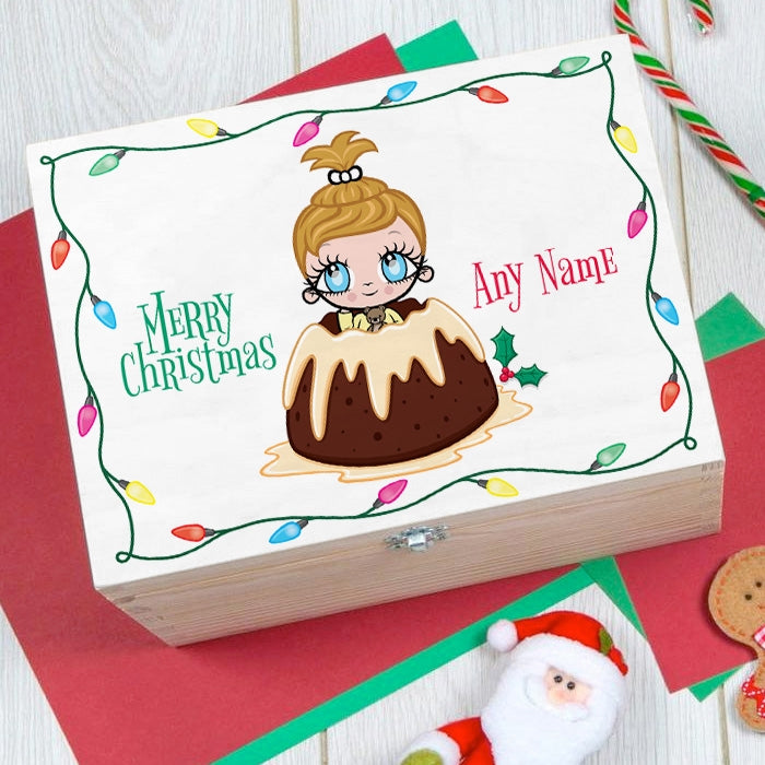 Early Years Pudding Christmas Eve Box - Image 1