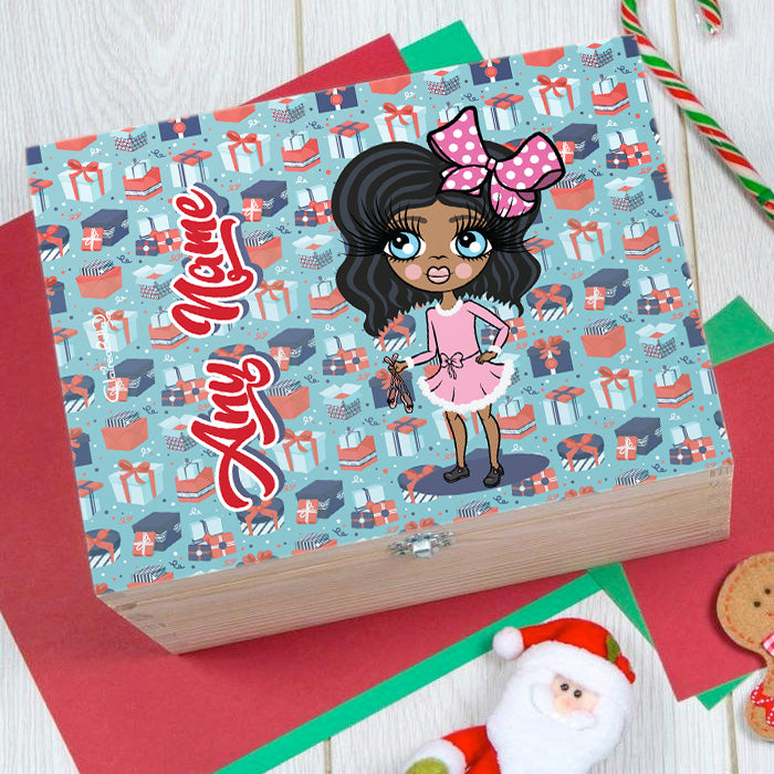 ClaireaBella Girls Prezzy Christmas Eve Box