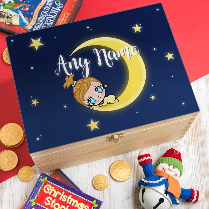 Early Years Moon & Stars Keepsake Box - Image 3