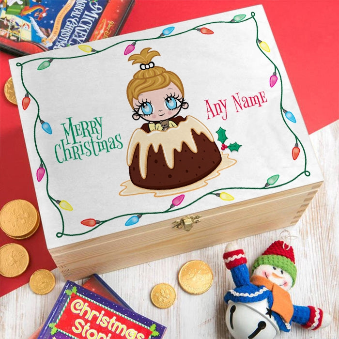 Early Years Pudding Christmas Eve Box - Image 4