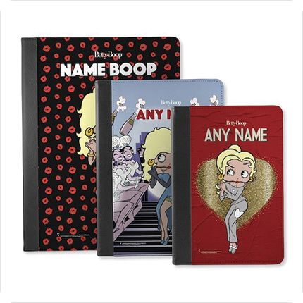 Personalised Betty Boop iPad Cases