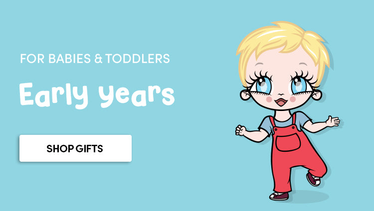 Early Years - Personalised gifts for babies and toddlers