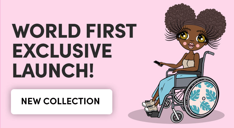 World First New Wheelchair Characters