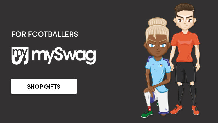 MySwag - Personalised gifts for footballers